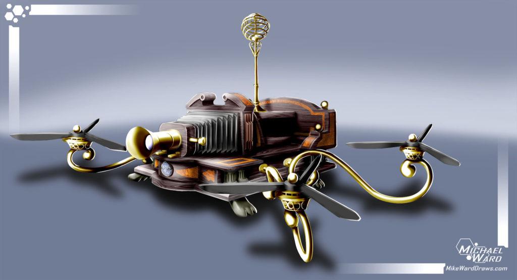 dronecolor