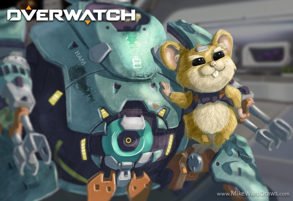 hammond wrecking ball fanart